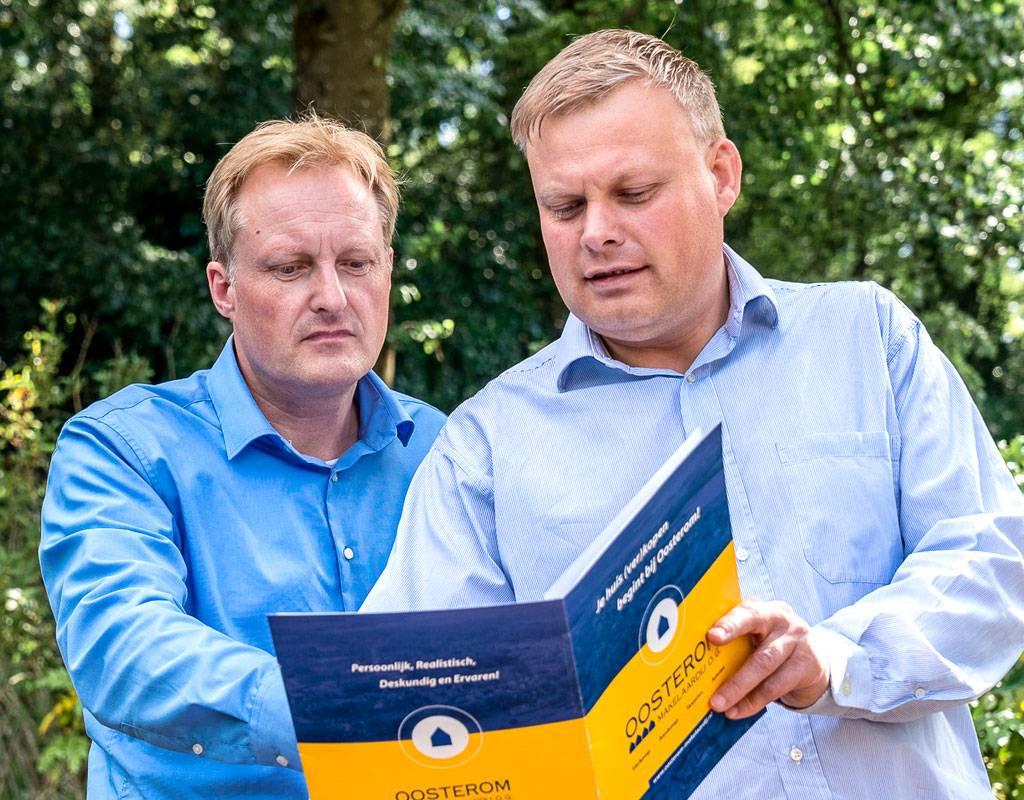 Addy en Peter Oosterom